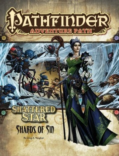 Behold the Venture-Captain of the Varisian Pathfinder Lodge, Sheila Heidmarch