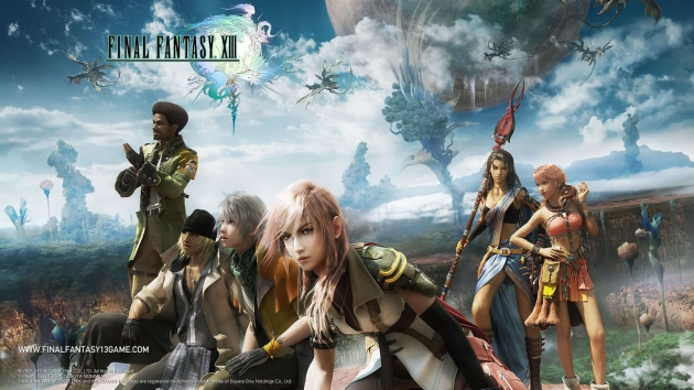 Say what you want about Final Fantasy XIII, but it is a very pretty game