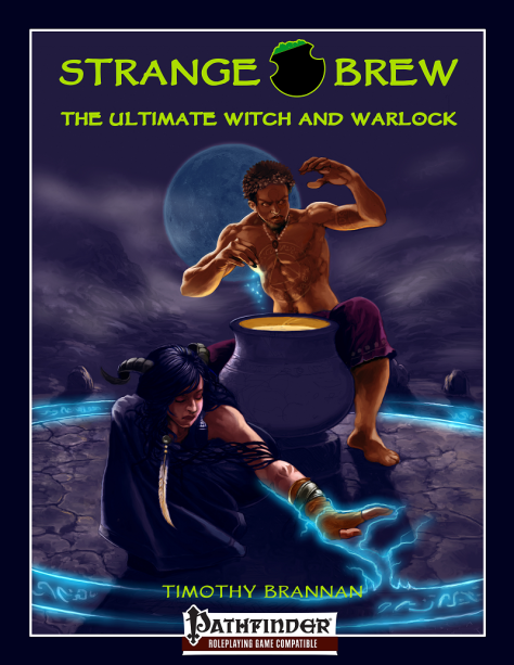 Cover art for Strange Brew: The Ultimate Witch & Warlock